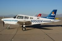 Photo: Mesa Pilot Development, Piper PA-28 Warrior, N950DA