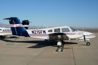 Photo: Air Transport Professionals - ATP, Piper PA-44 Seminole, N215FW