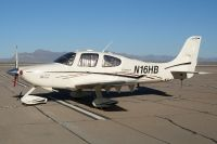 Photo: Private, Cirrus SR22, N16HB