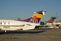 Photo: Mesa Airlines, Beech 1900, N10675