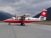 Photo: Swiss Air Force, De Havilland Canada DHC-6 Twin Otter, T-741
