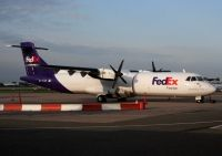 Photo: Federal Express / FedEx Express, ATR ATR 72, EI-FXH