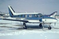 Photo: AAA Air Freight, Piper PA-31 Navajo, N9192Y