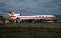 Photo: Sterling Airlines, Boeing 727-200, OY-SBF