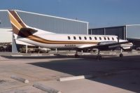 Photo: ASESA, Fairchild-Swearingen SA226 Metroliner, N4981H