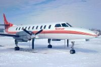 Photo: Soonair Lines, Fairchild-Swearingen SA226 Metroliner, N21SL
