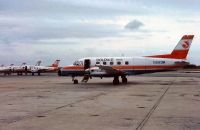 Photo: Dolphin Airlines, Embraer EMB-110 Bandeirante, N58DA