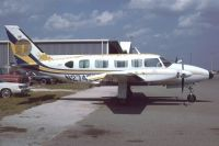 Photo: Untitled, Piper PA-31-350 Navajo Chieftan, N274