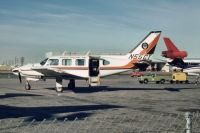 Photo: Golden Carriage Aire, Piper PA-31 Navajo, N55CT