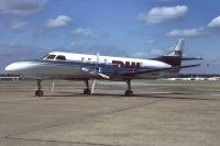 Photo: DHL, Fairchild-Swearingen SA-227 Metroliner, N246DH