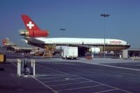 Photo: Swissair, McDonnell Douglas DC-10-30, HB-IHM