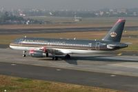 Photo: Royal Jordanian Airline, Airbus A320, F-OHGV