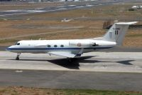 Photo: Indian Air Force, Gulftsream Aerospace G-1159 Gulfstream III, K2961