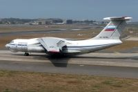 Photo: Airstars, Ilyushin IL-76, RA-76750