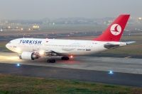 Photo: Turkish Airlines THY, Airbus A310, TC-JDA
