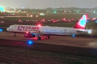 Photo: Kingfisher Airlines, Airbus A321, VT-KFN