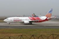 Photo: Air India Express, Boeing 737-800, VT-AXN