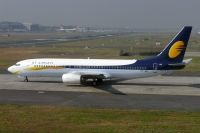 Photo: Jet Airways, Boeing 737-800, VT-JNY