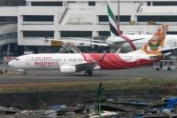 Photo: Air India Express, Boeing 737-800, VT-AXE