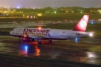 Photo: Kingfisher Airlines, Airbus A320, VT-KFE