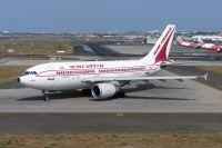 Photo: Air India, Airbus A310, VT-EVX