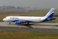 Photo: IndiGo, Airbus A320, VT-INO