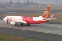 Photo: Air India Express, Boeing 737-800, VT-AXF