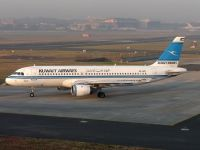 Photo: Kuwait Airways, Airbus A320, 9K-AKC