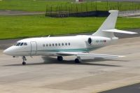 Photo: Untitled, Dassault Falcon 2000, HB-IGQ