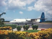Photo: Aerocaribe, Fairchild FH-227, XA-RUL