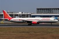 Photo: Air India, Airbus A321, VT-PPM