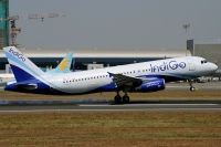 Photo: IndiGo, Airbus A320, VT-INQ