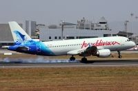Photo: Maldivian, Airbus A320, 8Q-IAN