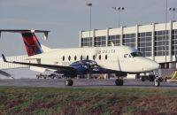 Photo: Delta Connection, Beech 1900, N856CA