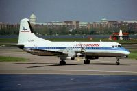 Photo: Piedmont Airlines, NAMC YS-11, N274P