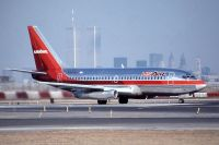 Photo: USAir, Boeing 737-200, N327AU