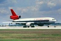 Photo: Northwest Orient Airlines, McDonnell Douglas DC-10-40, N143US