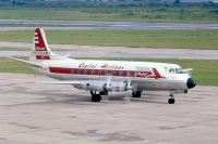 Photo: Capital Airlines, Vickers Viscount 700