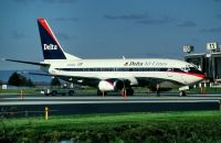 Photo: Delta Air Lines, Boeing 737-300, N224DA