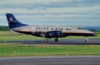 Photo: United Express, British Aerospace Jetstream 41, N324UE