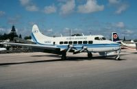 Photo: North American Airlines, De Havilland DH-114 Heron, N81962