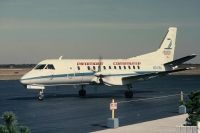 Photo: Piedmont Commuter, Saab SF340, N741BA