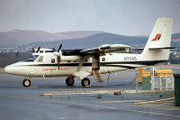 Photo: Suburban Airlines, De Havilland Canada DHC-3 Otter, N711AS