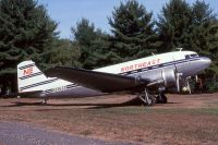 Photo: Northeast Airlines, Douglas DC-3, N33623