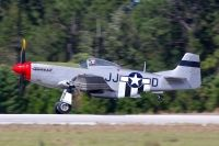 Photo: Untitled, North American P-51 Mustang, N201F