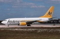 Photo: Midway Airlines, Boeing 737-700, N311ML