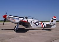 Photo: Privately owned, North American P-51 Mustang, N50FS