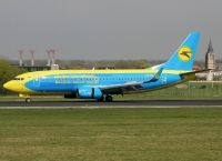 Photo: Ukraine International Airlines, Boeing 737-300, UR-GBD