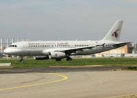 Photo: Qatar Amiri Flight, Airbus A320, A7-AAG