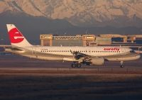 Photo: Eurofly, Airbus A320, I-EEZC